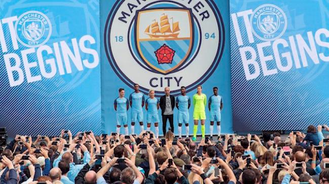 Manchester City , entra a los eSports con Kieran 'Kez' Brown